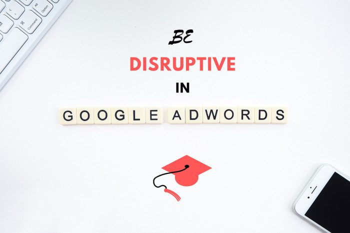 Disruptive PPC tactics to stand out from the crowd?